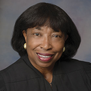 <p>Judge Bernice B. Donald</p>