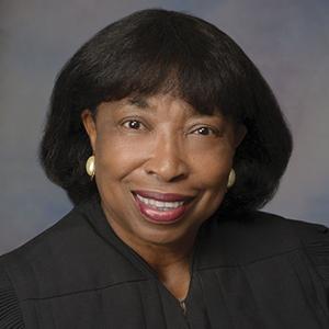 <p>Judge Bernice B. Donald</p>