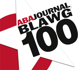 Blawg 100 - Click to see the 100 blawgs