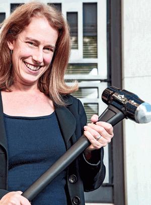Sledgehammer Shannon