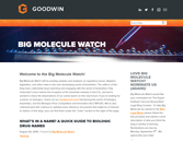 Big Molecule Watch