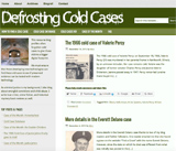 Defosting Cold Cases