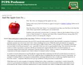 FCPA Professor