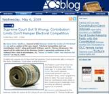 ACS Blog