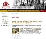 ALDF Blog