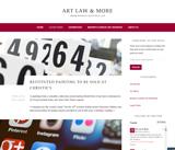 Art Law & More