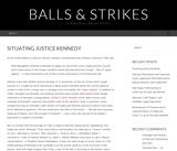 Balls & Strikes