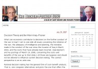 The Becker-Posner Blog
