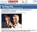 The Blago Blog