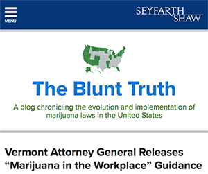 The Blunt Truth blog home page.
