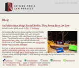 Citizen Media Law Project