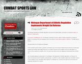 Combat Sports Law