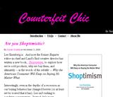 Counterfeit Chic