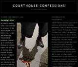 Courthouse Confessions