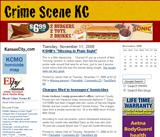 Crime Scene KC