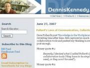 DennisKennedy.blog