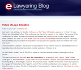 eLawyering Blog