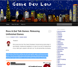 Game Dev Law