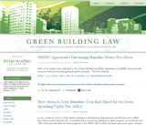 Green Building Law
