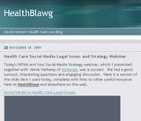 HealthBlawg