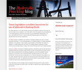 Hydraulic Fracking Blog
