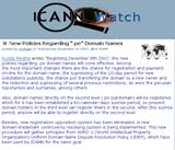 ICANN Watch