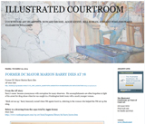 Illustrated Courtroom