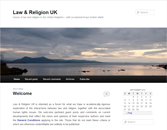 Law & Religion UK