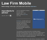 Law Firm Mobile