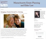 Massachusetts Estate Planning and Elder Law