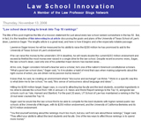 Law School Innovation