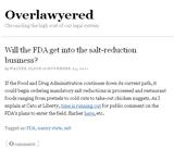 Overlawyered