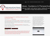 Reinventing Professionals