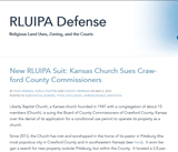 RLUIPA Defense