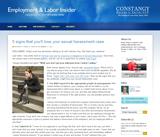 Employment & Labor Insider