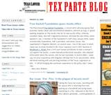 Tex Parte Blog