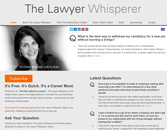 The Lawyer Whisperer