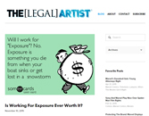 The [Legal] Artist
