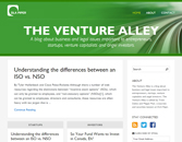 The Venture Alley'