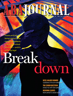 January-February 2019 cover: Breakdown.
