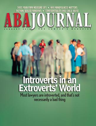 January 2016 ABA Journal