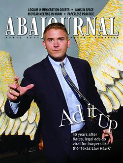April 2017 ABA Journal
