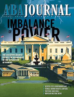 April 2018 ABA Journal
