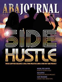 May 2018 ABA Journal