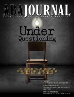July 2018 ABA Journal