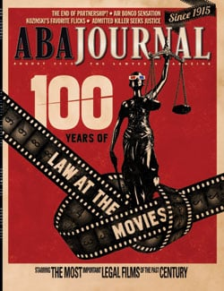 August 2015 ABA Journal