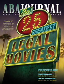 The 25 Greatest Legal Movies.