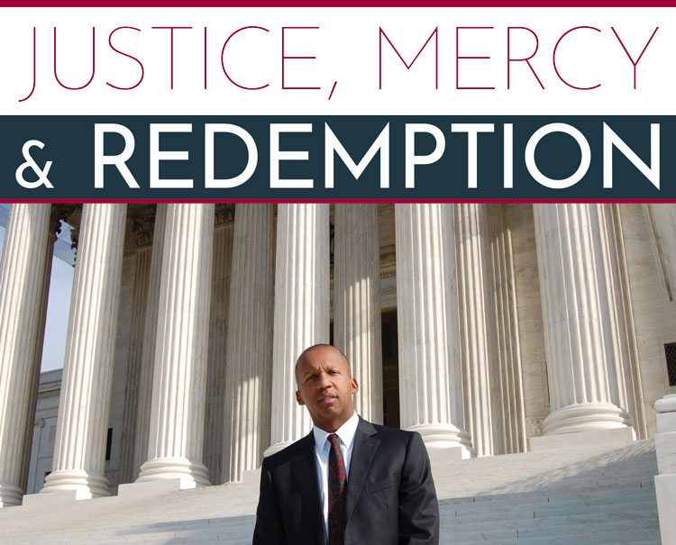 Justice, Mercy & Redemption