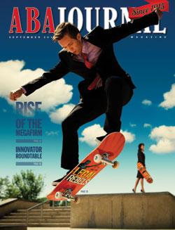 September 2015 ABA Journal
