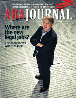 October 2015 ABA Journal
